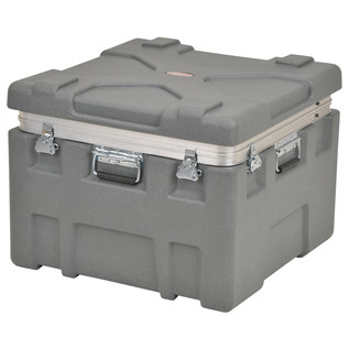 SKB Roto-X Series 2424-18 Shipping Case - Angled Closed 2