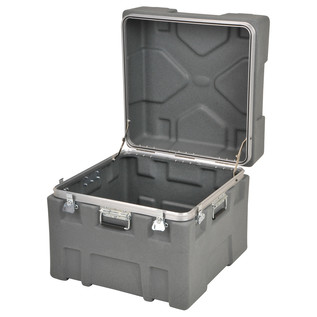 SKB Roto-X Series 2424-22 Shipping Case - Angled Open 2