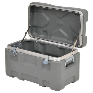 SKB Roto-X Series 16'' Deep Shipping Case (2513-16) - Angled Open 2