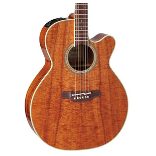 Takamine EF508KC Body Close