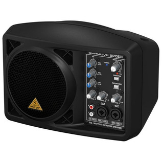 Behringer Eurolive B205D Active 150W PA/Monitor - view