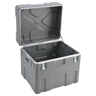 SKB Roto-X Series 30'' Deep Shipping Case (3226-30) - Angled Open
