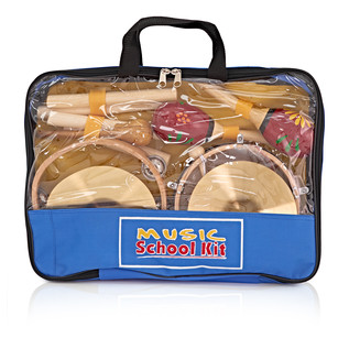 Deluxe Percussion Set by Gear4music
