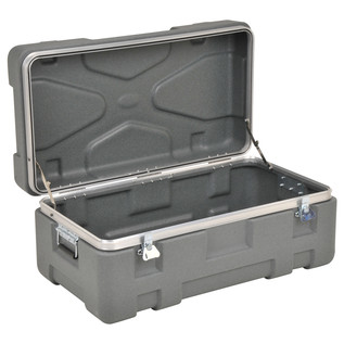 SKB Roto-X Series 16'' Deep Shipping Case (3518-15) - Angled Open