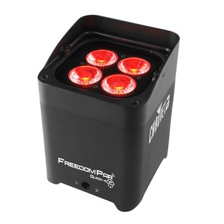 Chauvet Freedom Par Quad-4 IP, Black