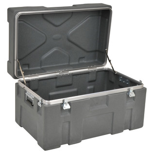 SKB Roto-X Series 21'' Deep Shipping Case (3518-15) - Angled Open