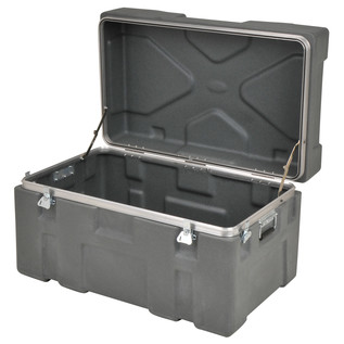 SKB Roto-X Series 21'' Deep Shipping Case (3518-15) - Angled Open 2