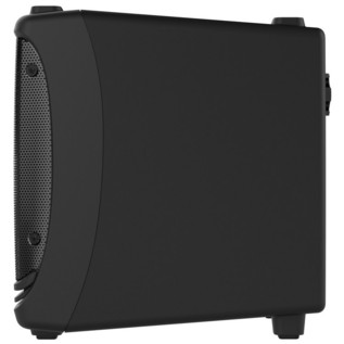 Mackie DLM8 Active PA Speaker (Side)