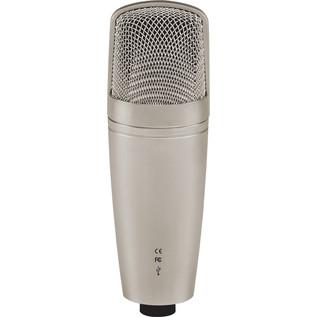 Behringer C-1U USB Condenser Microphone - Rear View
