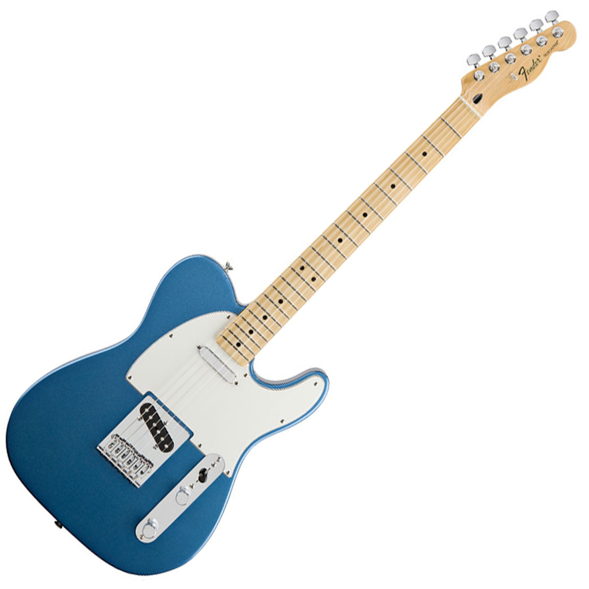 fender standard telecaster mn lake placid blue b stock at. Black Bedroom Furniture Sets. Home Design Ideas
