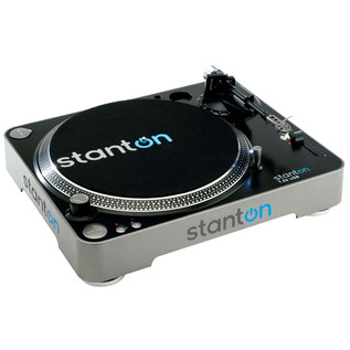 Stanton T.55 USB Belt-Drive USB Turntable