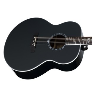 Schecter Synyster SYN J Electro Acoustic Guitar, Black