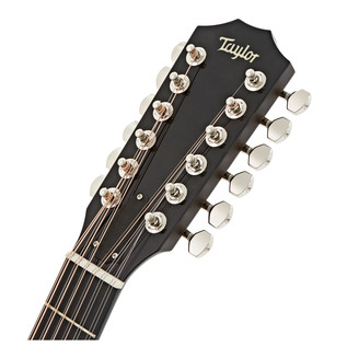 Taylor 562ce GC 12 String Electro Acoustic Guitar headstock