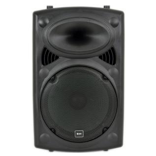 QTX Sound QR12PA Portable PA System with Wireless Mics