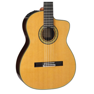 Takamine TH5C Front Close