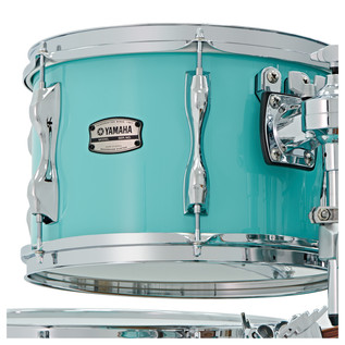 Yamaha Recording Custom 4 Piece Shell Pack, Surf Green