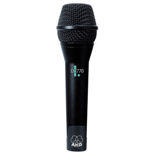 AKG D770 Dynamic Vocal Microphone