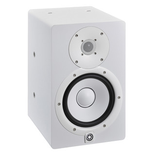 Yamaha HS7I Active Studio Monitor, White