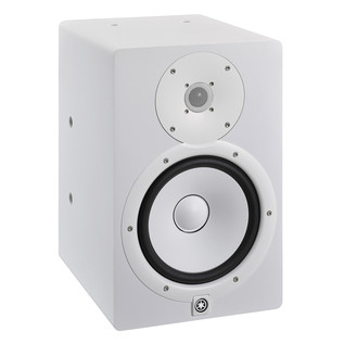 Yamaha HS8I Active Studio Monitor, White