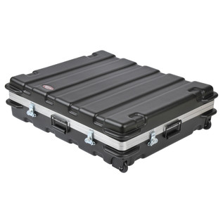 SKB ATA Maximum Protection Case (3429W) - Angled Closed 2