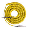 Lava Cable Retro Coil Instrument Cable 20ft, Yellow