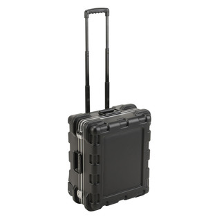 SKB MR Series Pull Handle Case (1914) - Angled With Handle