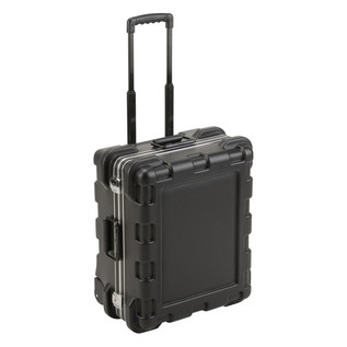 SKB MR Series Pull Handle Case (2114) - Angled With Handle