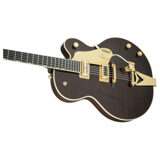 Gretsch G6122T-59GE Vintage Select Country Gentleman Hollow Body Guitar, Walnut Stain