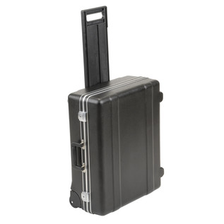 SKB MR Series Pull Handle Case (2218) - Angled With Handle
