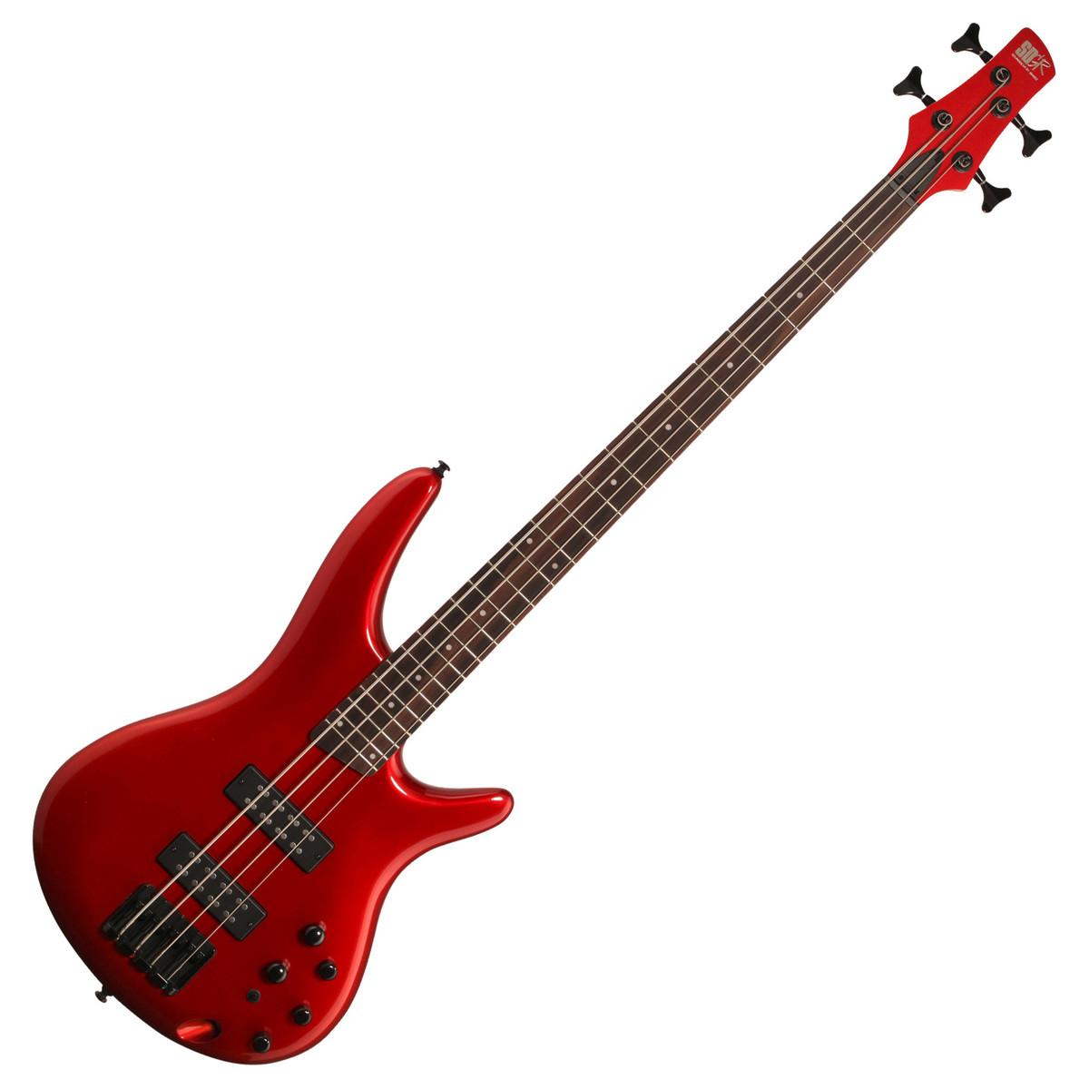 Red Ibanez Bass : ibanez sr300eb bass guitar candy apple red at ~ Hamham.info Haus und Dekorationen