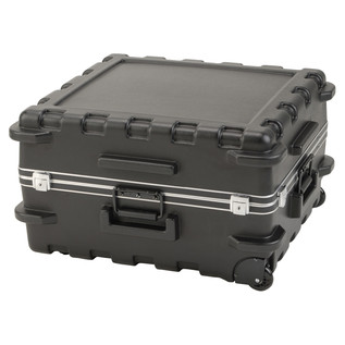 SKB MR Series Pull Handle Case (2523) - Angled Closed