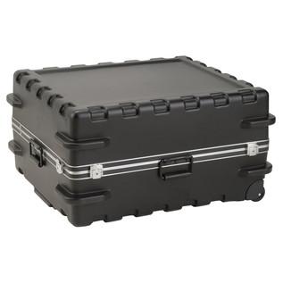 SKB MR Series Pull Handle Case (2921) - Angled Closed
