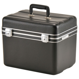SKB Luggage Style Transport Case (1410-02) - Angled Closed 2