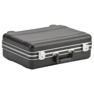 SKB Luggage Style Transport Case (1712-01) - Angled Closed
