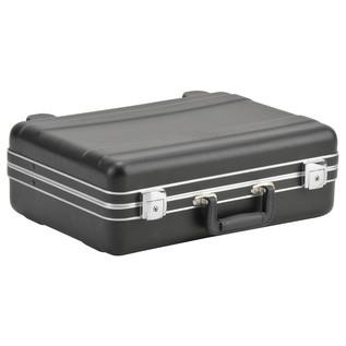SKB Luggage Style Transport Case (1712-01) - Angled Closed