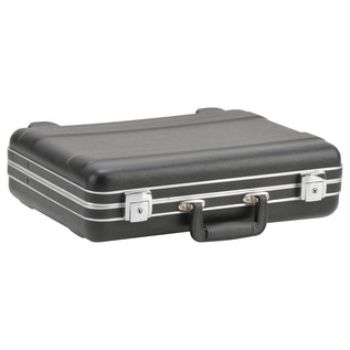 SKB Luggage Style Transport Case (1712-02) - Angled Closed