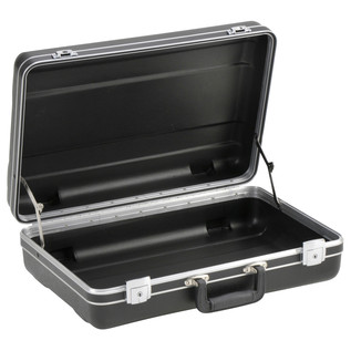 SKB Luggage Style Transport Case (1912-01) - Angled Open