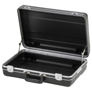 SKB Luggage Style Transport Case (1912-01) - Angled Open 2