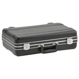 SKB Luggage Style Transport Case (1912-01) - Angled Closed