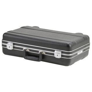 SKB Luggage Style Transport Case (1912-01) - Angled Closed 2
