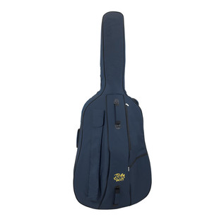 Tom and Will 46 Series Blue and Black 3/4 Size Double Bass Gig Bag