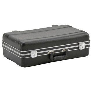 SKB Luggage Style Transport Case (2012-01) - Angled Closed