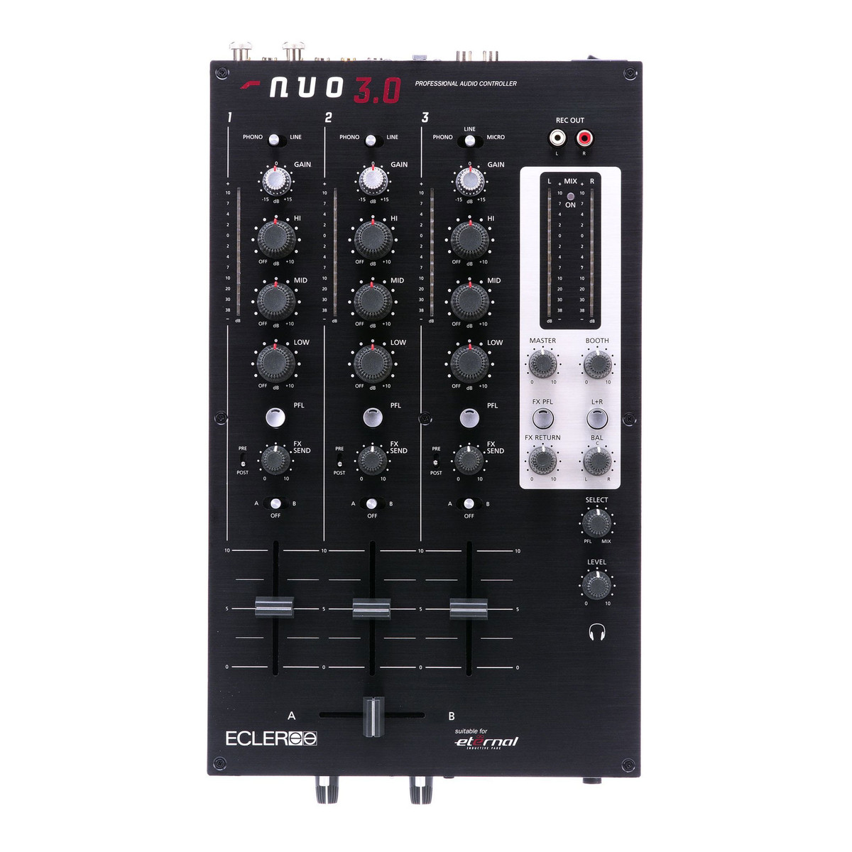 Table de mixage dj ecler nuo 3 0 - Table de mixage virtuel gratuit en francais ...