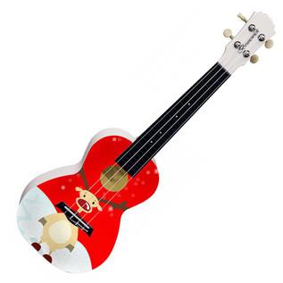 Brunswick Ukulele Concert Christmas Reindeer