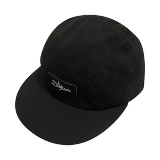 Zildjian Five Panel Drummer Hat, Black