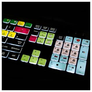 Editors Keys Backlit PC Keyboard for Studio One