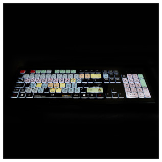 Editors Keys Backlit PC Keyboard for Reason