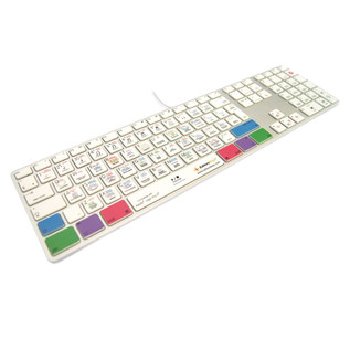 Editors Keys Apple Keyboard for Logic Pro X