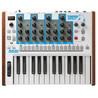 Timbre de Akai lobo 4-voz Polyphonic sintetizador analógico - caja abierta