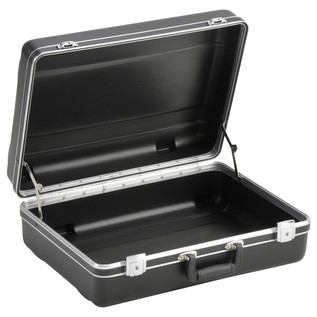 SKB Luggage Style Transport Case (2014-01) - Angled Open